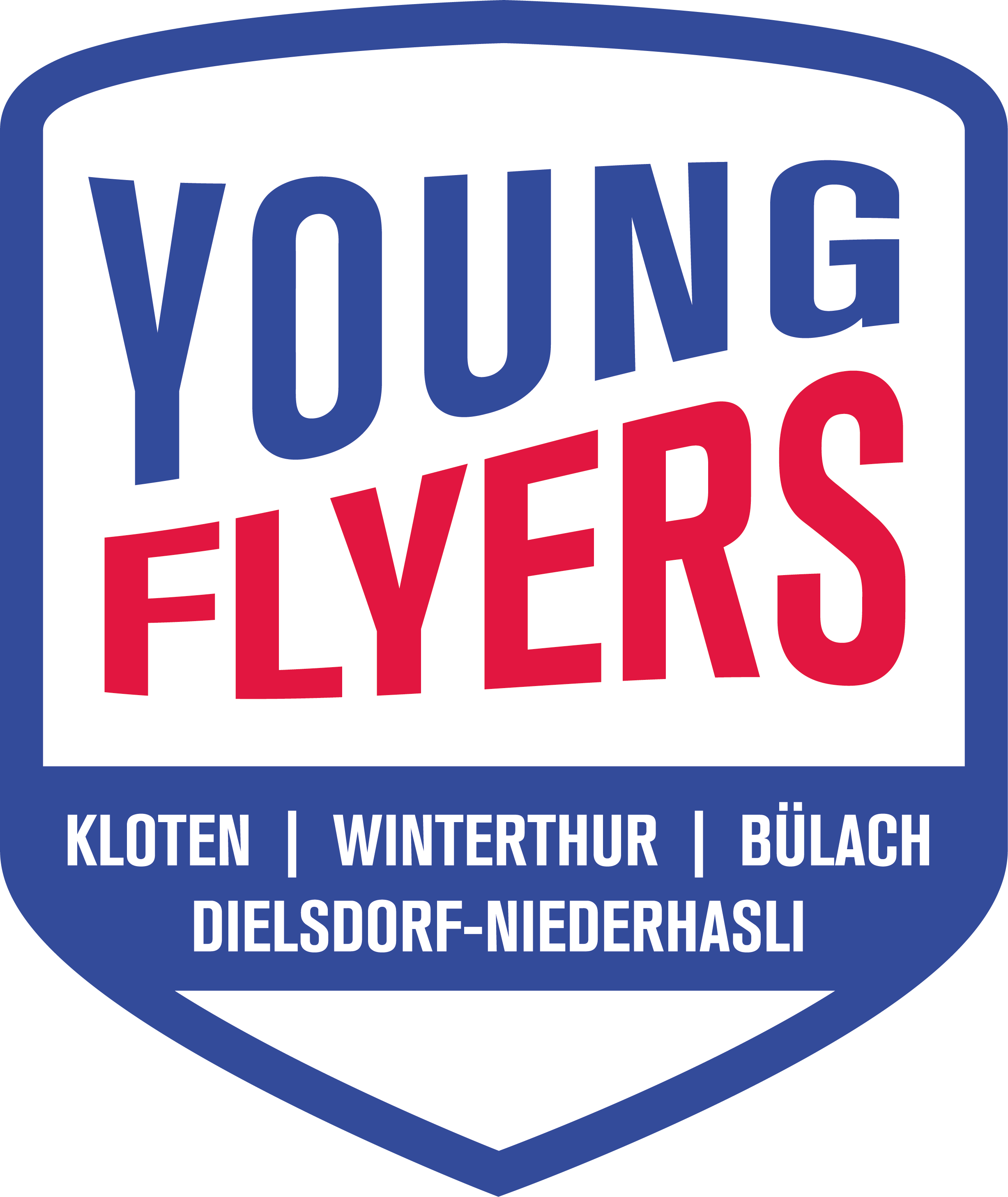 YoungFlyers Logo Clubs largeusage
